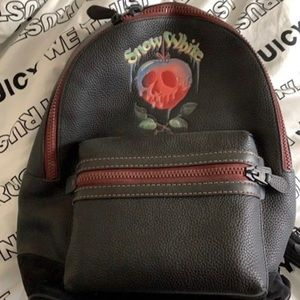 Coach Snow White online exclusive backpack